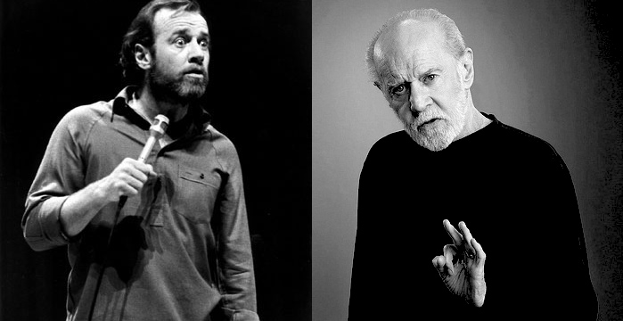 Revolutionary Fart Jokes: George Carlin