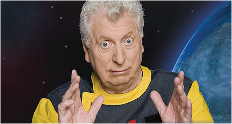 """Who on Earth Is Tom Baker?"""