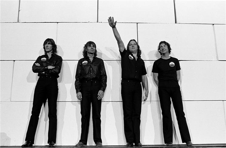 Pink Floyd Is There Anybody Out There The Wall Live